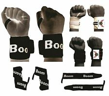 New Echo Weight Lifting Wrist Wraps Bandage Hand Support Gym Straps