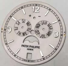 Phase White Gold Dial 5146 Patek Philippe Complications Annual Calendar Moon