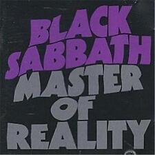 BLACK SABBATH MASTER OF REALITY REMASTERED DIGIPAK CD NEW