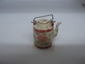 DOLLHOUSE CHINESE TEA POT