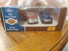 Maisto 1997 50 YRS Ford F Series 1998 And 1948 Trucks