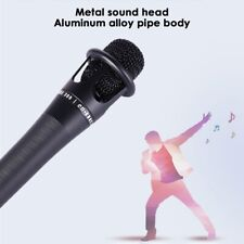 Cw_ E300 Pro Vocal Handheld Wired Condenser Microphone Audio Broadcast Recording