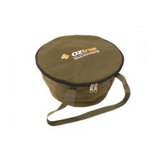 New OZtrail 9 Quart Canvas Oven Bag - Storage & Carry Bag With Handles