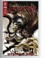 Nick Simmons Incarnate #1 // Radical Comics