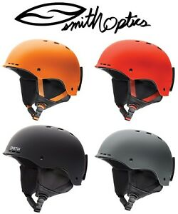 SMITH OPTICS HOLT SKI / SNOWBOARD HELMET, MULTIPLE COLORS / SIZES, BRAND NEW!!