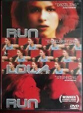 1998 Run Lola Run (1999 Dvd Full & Widescreen) Rated R