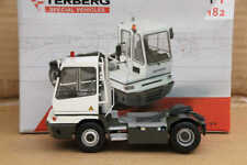 Terberg Special YT182 Truck unit Diecast Models Toys Collection Car White 1:50