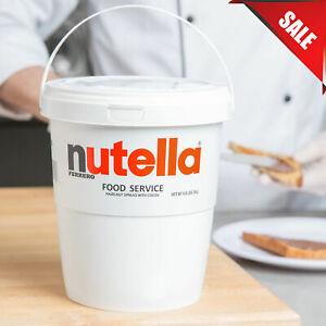 Nutella 3 kg (6.6 lb) Bucket Hazelnut Spread.