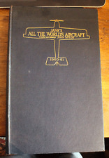 Jane's All the World's Aircraft - John Taylor - Special Review Copy - 1960