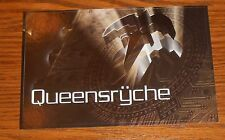 Queensryche Q2K Sticker Decal Postcard 1999 Original Promo 6x4