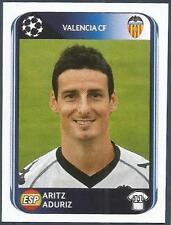 PANINI UEFA CHAMPIONS LEAGUE 2010-11- #174-VALENCIA & SPAIN-ARITZ ADURIZ