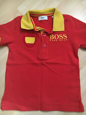 Polo hugo boss 4 ans