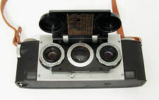 Stereo Realist Camera w/ David White Co. Milwaukee Wis. F/3.5 lenses