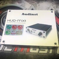 Audinst HUD mx1 Headphone Amplifier USB Hi Fi Audio Used