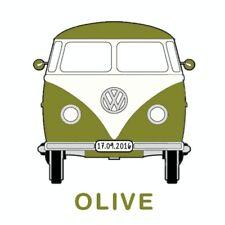 Personalised VW Campervan Coaster Card - Greeting Happy Birthday Gift