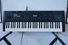 Yamaha SY55 Music Synthesizer Keyboard Full overhauled!! w/ original case