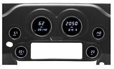 Dakota Digital - MCL-3006-OT - MCL-3000 Series 6-Gauge Display Package, Blue