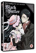 Black Butler Complete Series Box Set [DVD] Brand New 5022366525145