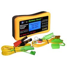 Save A Battery 1200-LCD 12W Pulse Battery Maintainer/Charger/Tester