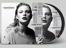 TAYLOR SWIFT REPUTATION rare PICTURE DISC VINYL 2 LP vinyl