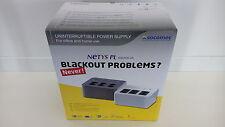 Gruppo di continuità UPS Socomec Netsys PL 600VA AVR 6 prese USB con software