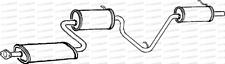 Perodua Nippa 0.8 Spfi 42B 97-02 Exhaust Silencer Box + Tail Pipe Replacement