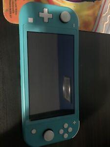 Nintendo Switch HDHSBAZAA Lite - Turquoise