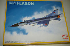 MAQUETA AVION FLAGON SUKHOI SU21F