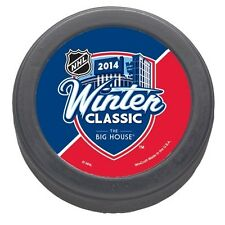2014 NHL Winter Classic Collectible Hockey Puck By Wincraft