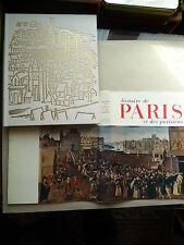 1958 HISTOIRE DE PARIS ET DES PARISIENS DE R LAFFONT ET J BOUDET CHEZ PONT ROYAL
