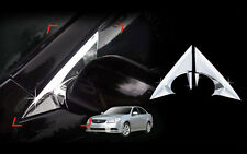 Side Mirror Braket Chrome Moulding 4P 1Set For 2006-2011 Chevy Holden Epica