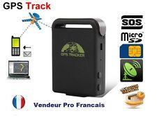 Mini Traceur GPS GSM Espion avec Bouton SOS étanche contrôlable par téléphone