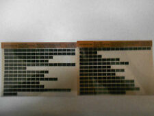1998 PORSCHE Boxster 986 Suggested Repair Times Damage Codes Microfiche SET 98