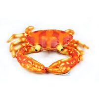 Cute Sea Crab Shaped Stuffed & Plush Animal Doll Toy Pillow Cushion Novel Gift