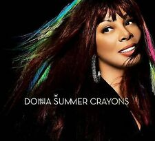 1 CENT CD Crayons - Donna Summer