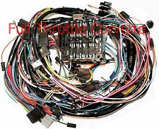 1975 Corvette Dash Wiring Harness.  Automatic With Seatbelt Interlock System