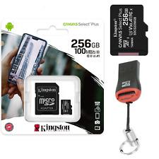 256 GB Speicherkarte Für Crosscall Core Smartphone Kingston Micro SD Karte 256GB