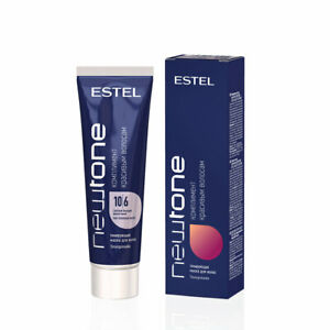 Estel Professional Toning Hair Mask Newtone 60 ml Ship Worldwide We Work Эстель