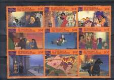 Serie Disney postfris MNH St. Vincent: Hunchback of the Notre Dame (dis140)
