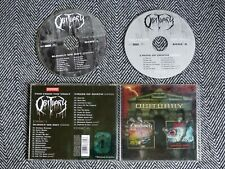 OBITUARY - Slowly we rot / Cruse of death - CD