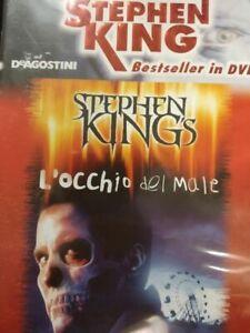 OCCHIO DEL MALE DVD+LIBRETTO STEPHEN KING BESTSELLER DEAGOSTINI