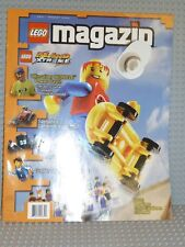 LEGO® Katalog Heft Magazin 2002 Julia August  WC2002GER4 C08