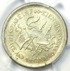 1923 China Fukien 20C Coin LM-304 - Certified PCGS Uncirculated Detail (UNC MS)