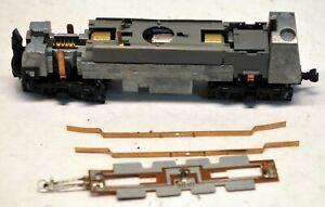 KATO N Scale Locomotive Motor w/Trucks - Runs.