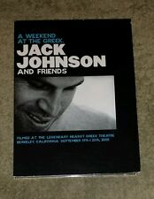 Jack Johnson & Friends : A Weekend at the Greek & Live in Japan - 2 DVD Set