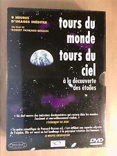 COFFRET 3 DVD / TOURS DU MONDE TOURS DU CIEL / NEUF SOUS CELLO