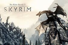 Skyrim Elder Scrolls V FRIDGE MAGNET (2 x 3 inches)(AA)