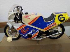 Honda NSR Campsa Supermodell 1:10,Guiloy oldtimer,vintage Diecast