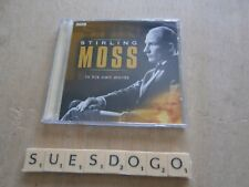 STIRLING MOSS IN HIS OWN WORDS - BBC RADIO & TV INTERVIEWS ON AUDIO CD - UNUSED