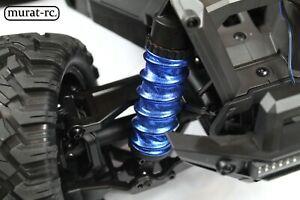 Shocks Covers Socks For MAXX 1/10 VXL-4s Traxxas 89076-4